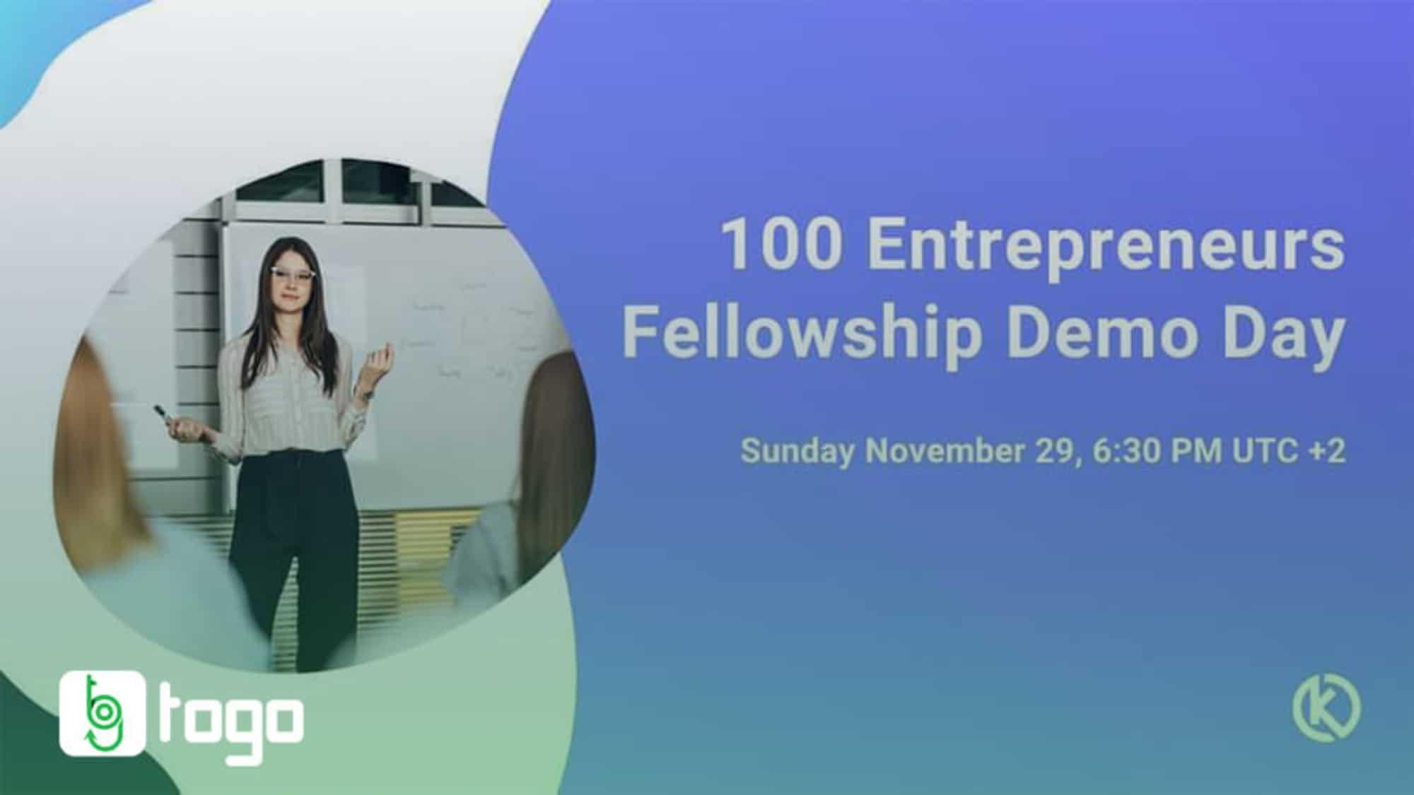 100-Entrepreneurs-Fellowship-news-TOGO