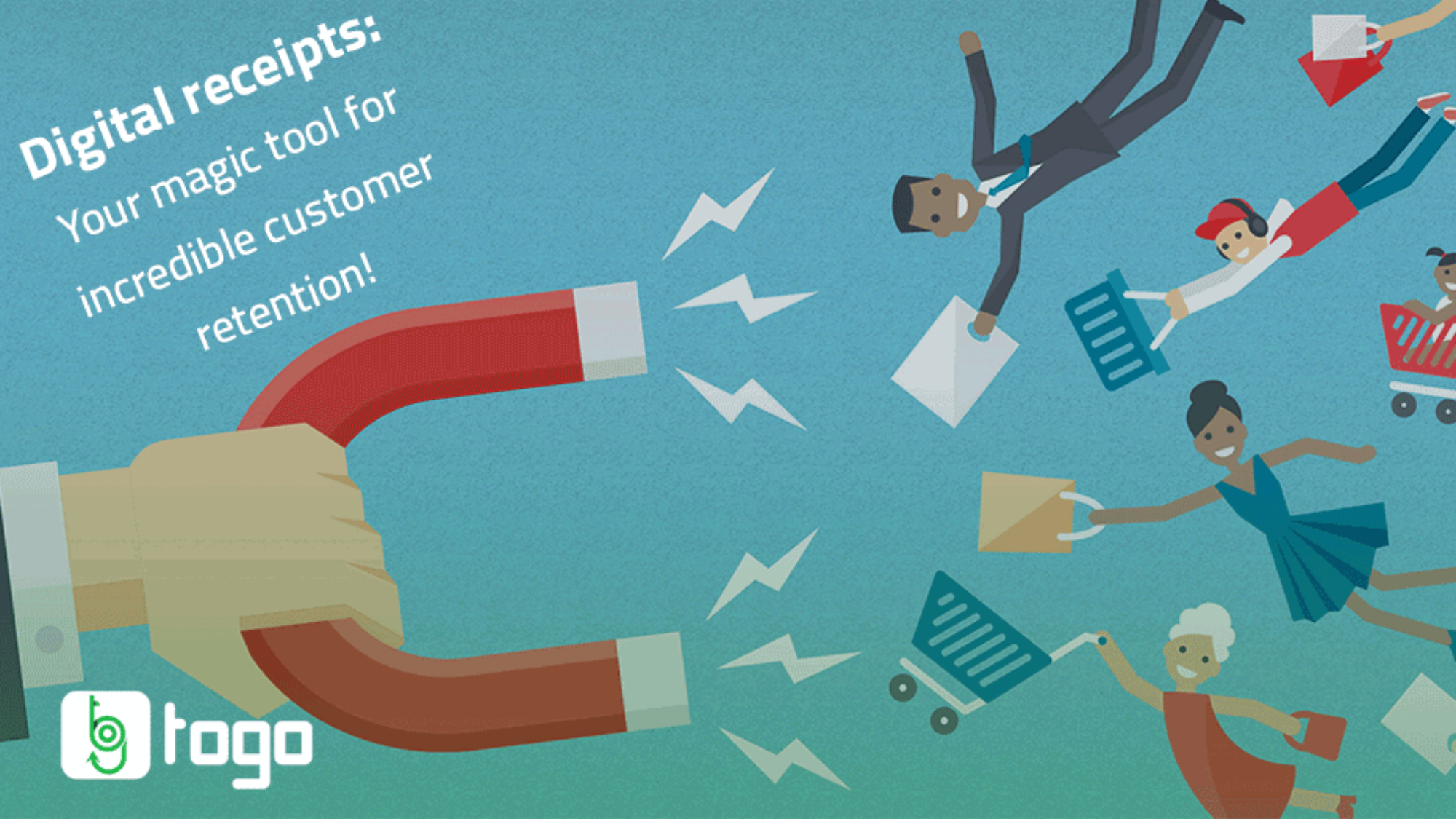 Digital receipts: Your magic tool for incredible customer retention!